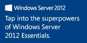 Server 2012 Essentials